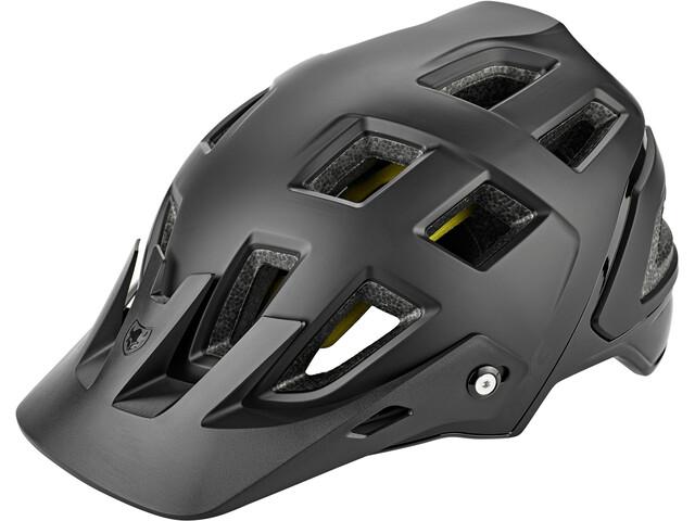 TSG Scope Solid Color Helmet Herren satin black